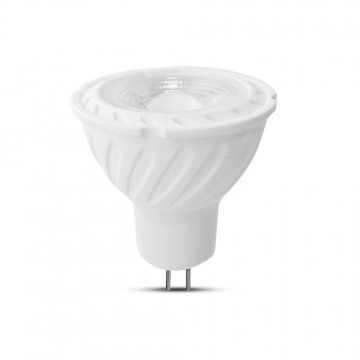 Bombilla LED SAMSUNG Chip GU5.3 6.5W MR16 Ripple Plastico 38`