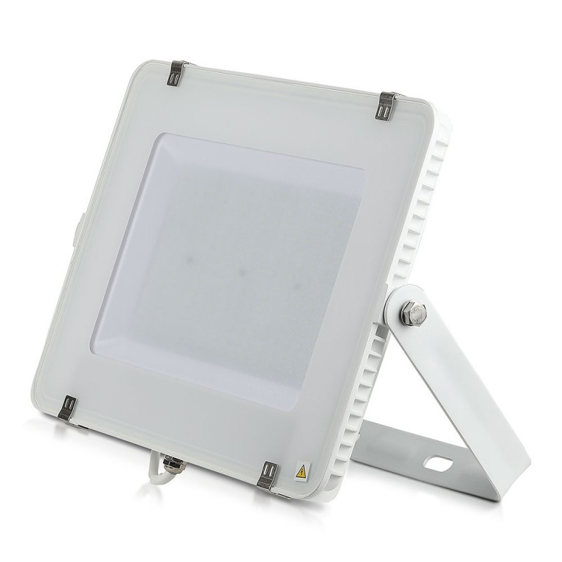 Proyector LED SMD 200W Chip SAMSUNG Cuerpo Blanco