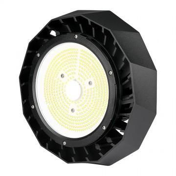 Campana LED SAMSUNG Chip/DRIVER 100W 180 lm/W Cuerpo Negro