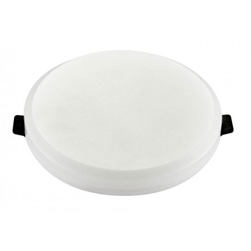 Downlight LED Frameless 8W LED SAMSUNG Chip Redondo