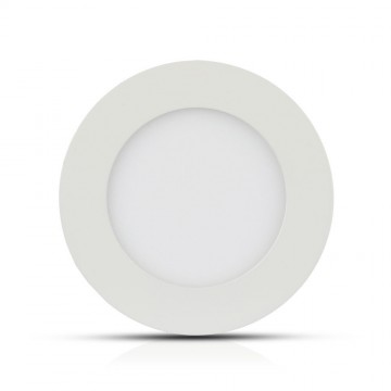 Downlight LED Premium 6W SAMSUNG Chip Redondo