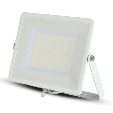 Proyector LED 100W SMD SAMSUNG Chip Slim Cuerpo Blanco 120 lm/W