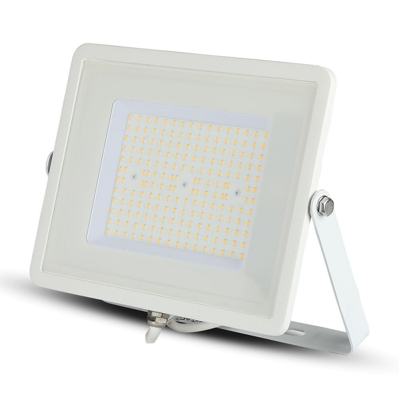 Proyector LED 100W SMD SAMSUNG Chip Slim Cuerpo Blanco 120 lm/W VT-106-Proyectores LED-buyled.es
