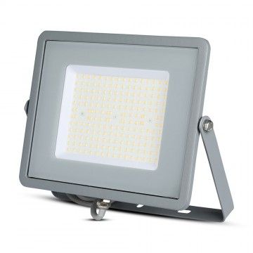 Proyector LED 100W SMD SAMSUNG Chip Slim Cuerpo Gris 120 lm/W