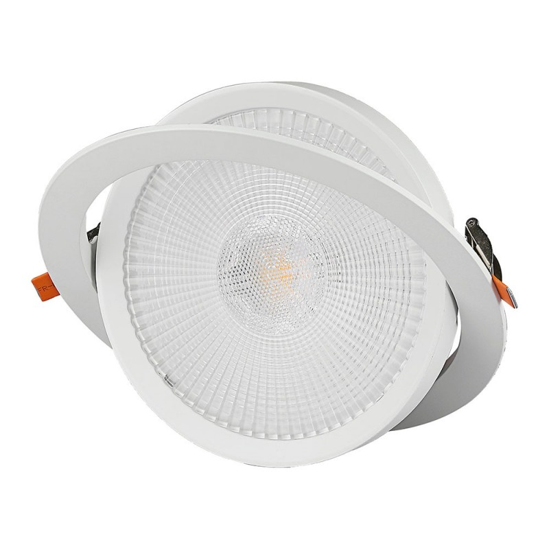 Downlight LED SAMSUNG Chip 30W ajustable