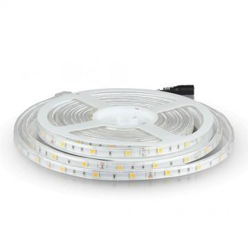 Tira LED SMD5050 - 30 LED RGB Impermeable /Siliconaa/