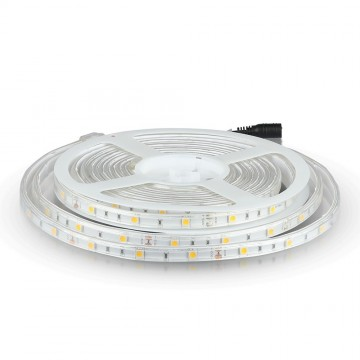 Tira LED SMD5050 - 30 LED Blanco Impermeable