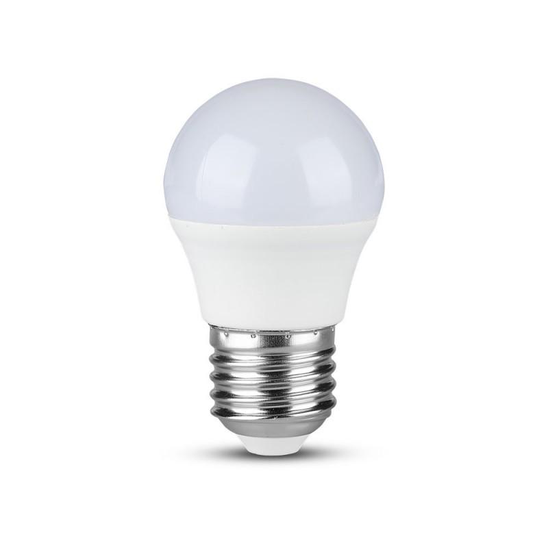 Bombilla LED 5.5W E27 G45 6UDS/PACK VT-2256-G45-buyled.es