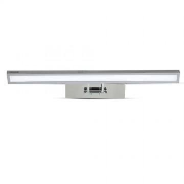 Lámpara LED de espejo 8W Cromo