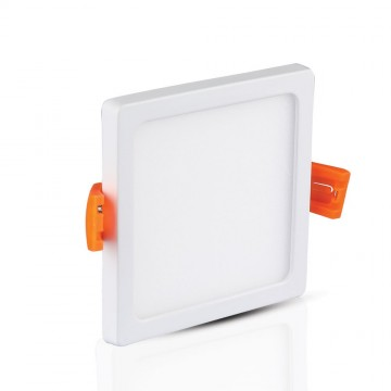 15W LED Panel Downlight Trimless Cuadrado