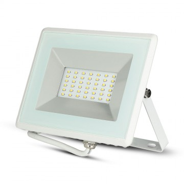 Proyector LED 30W SMD E-Series Cuerpo Blanco