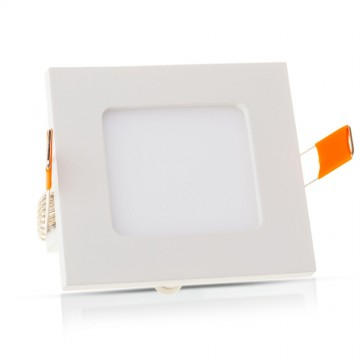 Downlight LED Premium 3W Cuadrado
