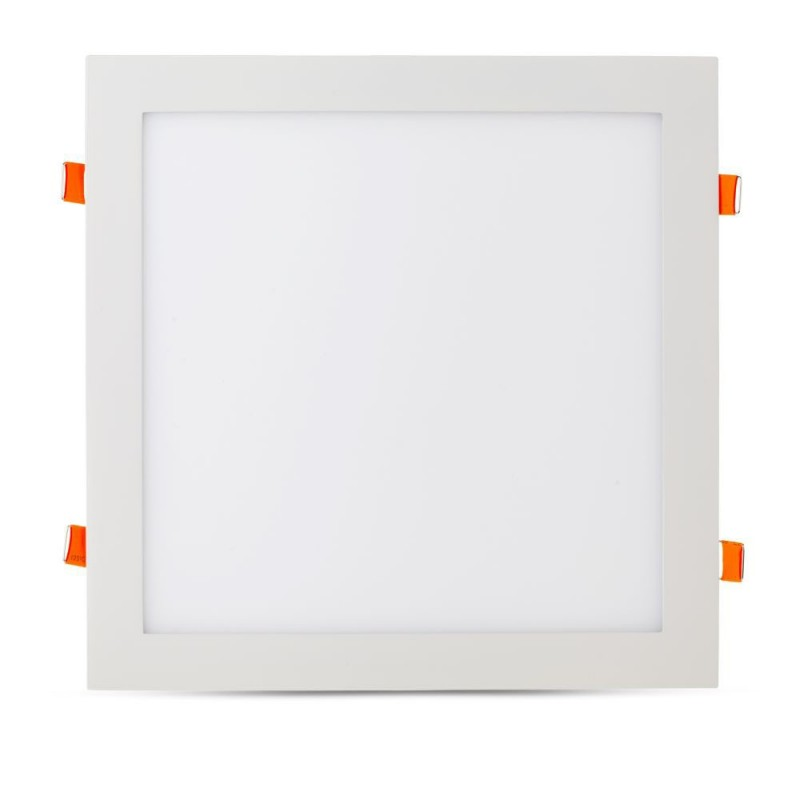 Panel LED 36W Cuadrado VT-3107-Downlight LED-buyled.es