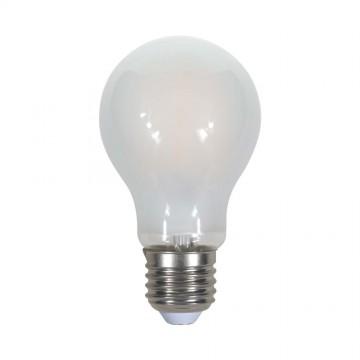 Bombilla LED 5W Filamento E27 A60 A++ Mate