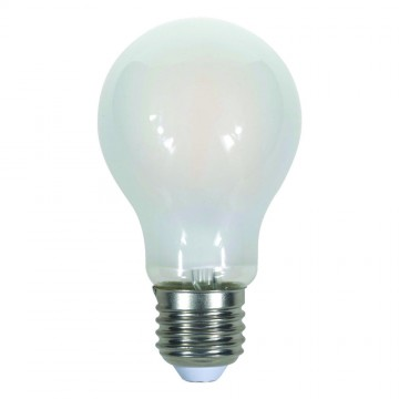 Bombilla LED 7W Filamento E27 A60 A++ Mate