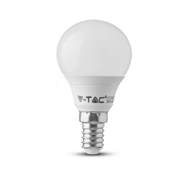 Bombilla LED 5.5W E14 P45 3 unid/pack