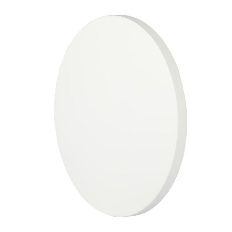 Aplique de Pared LED 6W Redondo Cuerpo Blanco BRIDGELUX