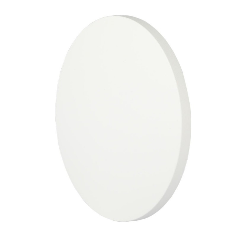 Aplique de Pared LED 9W Redondo Cuerpo Blanco BRIDGELUX VT-741-Apliques Pared-buyled.es