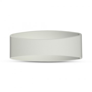 Aplique de Pared LED 5W Cuerpo Blanco IP20