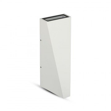 Aplique de Pared 6W UP-DOWN Blanco IP65