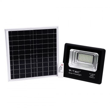 Panel solar 20W con Proyector de LED