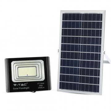 Panel solar 35Wcon Proyector de LED