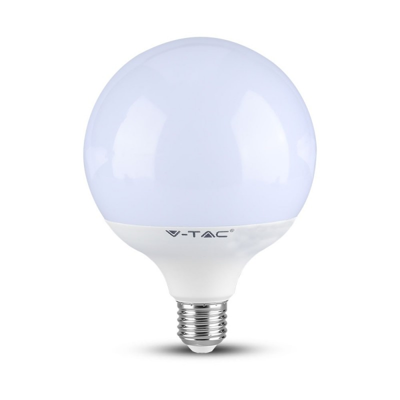 Bombilla LED 22W E27 G120 SAMSUNG Chip 120 lm/W VT-242-Bombillas LED E27-buyled.es