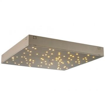 Panel de Diseño LED 8W cielo estrellado cambio de Colores Cuerpo Dorado