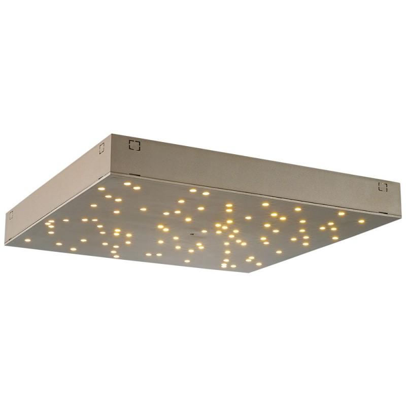 Panel de Diseño LED 8W cielo estrellado cambio de Colores Cuerpo Dorado VT-7128D-Iluminación Decorativa-VTAC