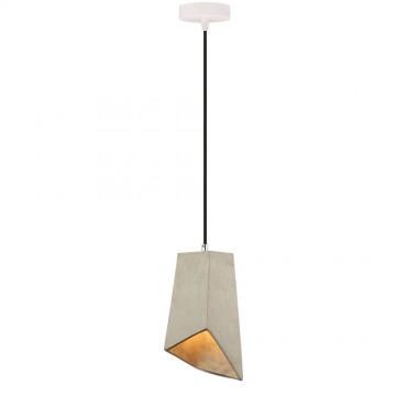 Lámpara Colgante de hormigón E27 155/155mm