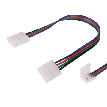 Flexible Conector - Tira LED 5050 RGB