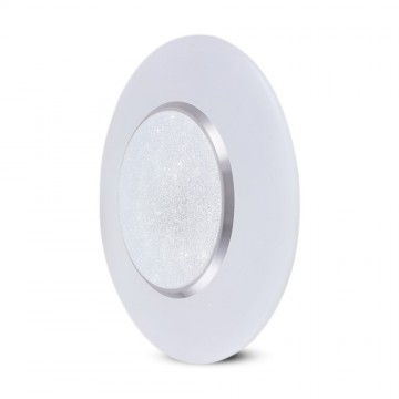 Plafón de LED 65W Control Remoto CCT cambiable Φ510