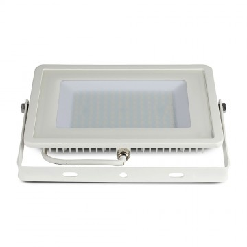 Proyector LED SMD 100W Chip SAMSUNG Cuerpo Blanco
