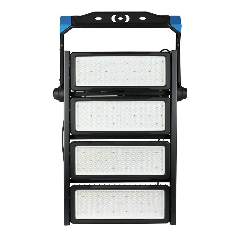 Foco Proyector LED 1000W SAMSUNG Chip Driver Meanwell 60'D VT-1002-D-Proyectores LED-VTAC