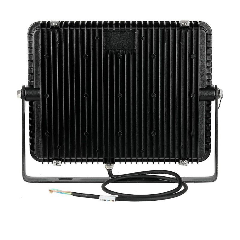 Proyector LED 150W SMD SAMSUNG Chip Slim Cuerpo Negro 120 lm/W