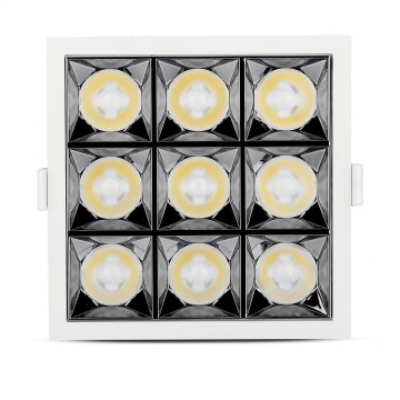 Downlight LED SAMSUNG Chip 36W SMD Reflector 12'D