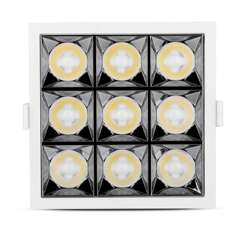 Downlight LED SAMSUNG Chip 36W SMD Reflector 12'D VT-2-36-Downlight LED-VTAC