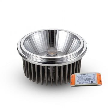 Bombilla LED G53 AR111 Blanco 40'D