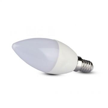 Bombilla LED 4W E14 Tipo Vela