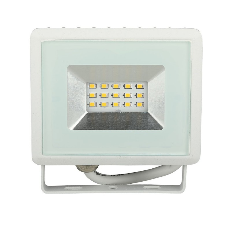 Proyector LED 10W SMD E-Series Cuerpo Blanco