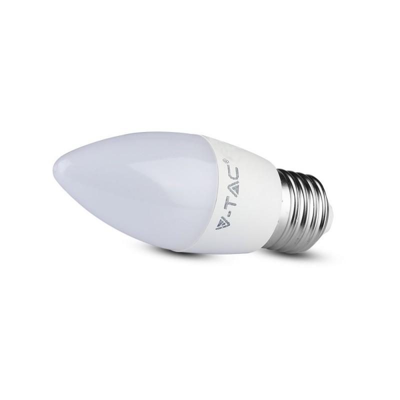 Bombilla LED E27 5.5W Vela VT-1821-Bombillas LED E27-VTAC