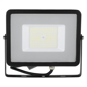 Proyector LED 50W SMD SAMSUNG Chip ultra SLIM Negro 120 lm/W
