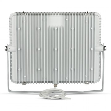 Proyector LED 200W SMD SAMSUNG Chip Slim Cuerpo Blanco 120 lm/W