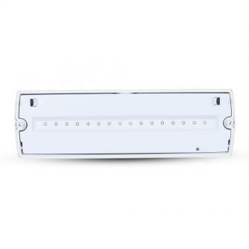 Luz de emergencia LED 3W 6000K SAMSUNG