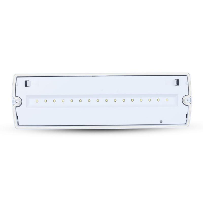Luz de emergencia LED 3W 6000K SAMSUNG VT-523S-Emergencias-VTAC