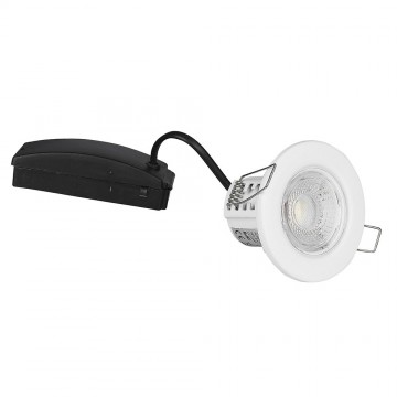 Downlight LED 5W SAMSUNG Chip protección contra el fuego Color Blanco
