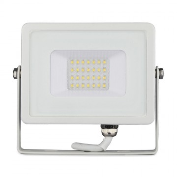 Proyector LED 20W SMD SAMSUNG Chip Cuerpo Blanco