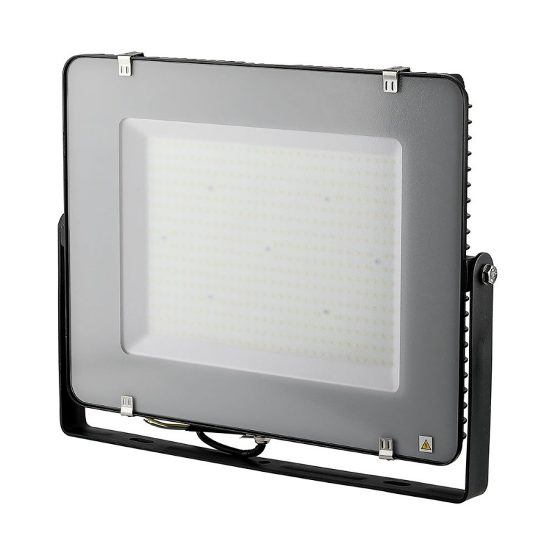 Proyector LED 300W SMD SAMSUNG Chip Slim Cuerpo Negro 120 lm/W VT-306-Proyectores LED-buyled.es