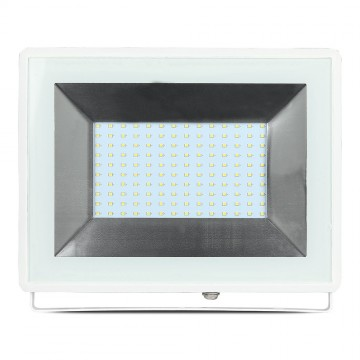 Proyector LED 100W SMD E-Series Cuerpo Blanco