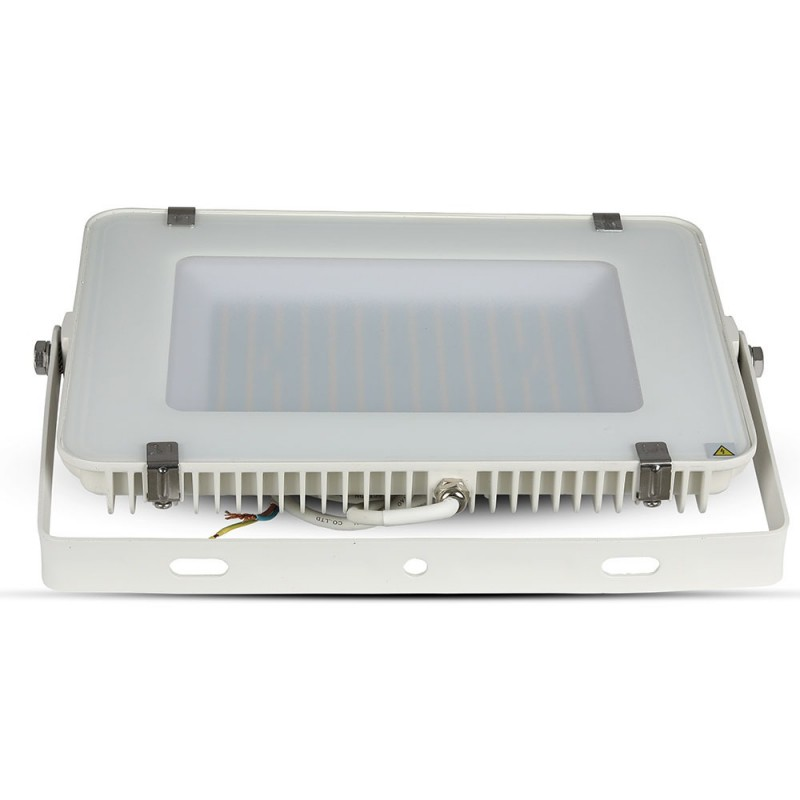 Proyector LED 150W SMD SAMSUNG Chip Cuerpo Blanco VT-150-Proyectores LED-buyled.es